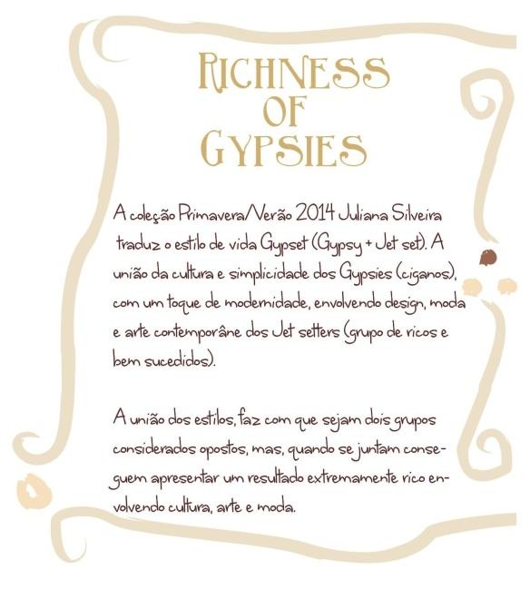 convite gypsy